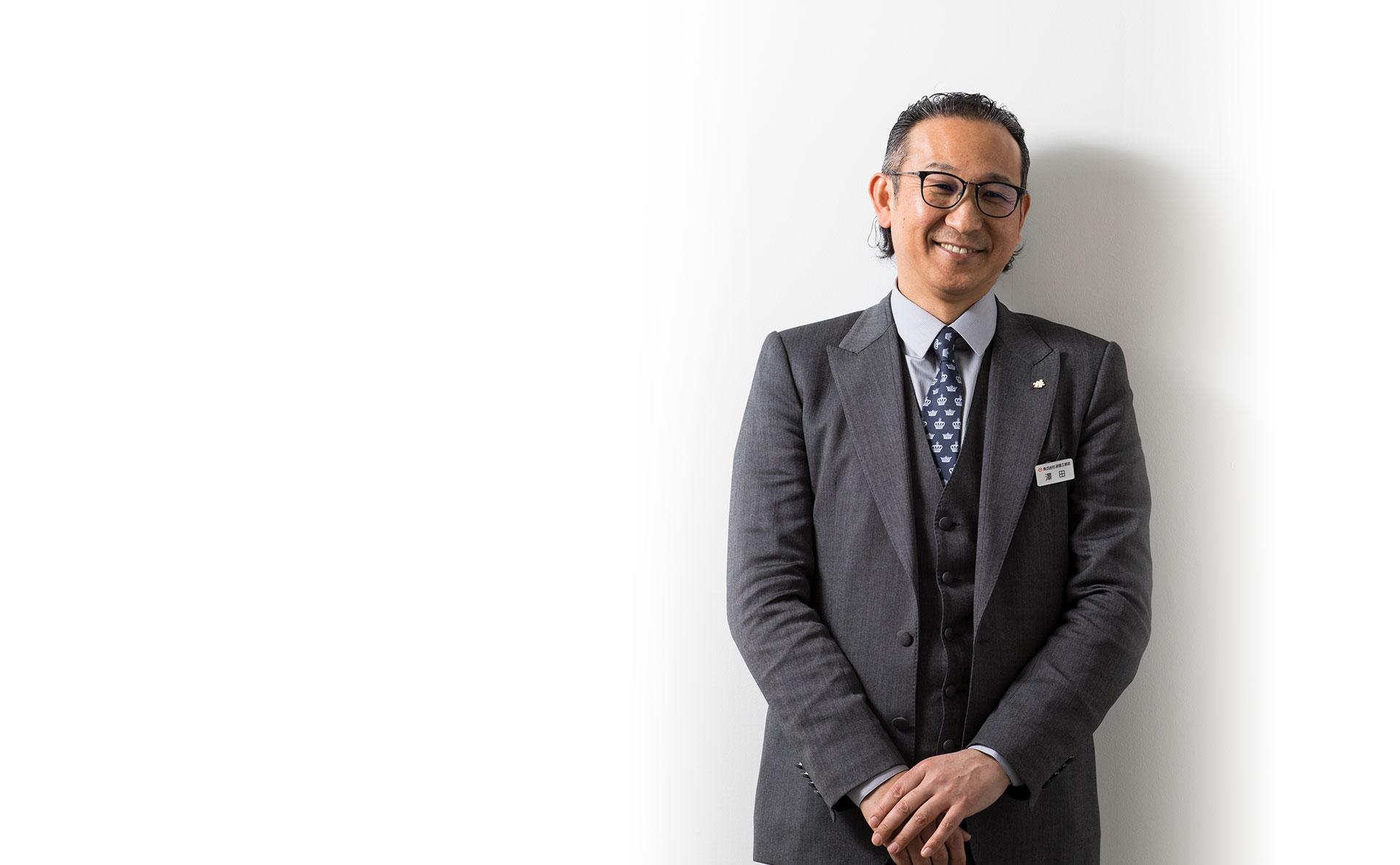 エスティらいふグループ代表 澤田 貞雄