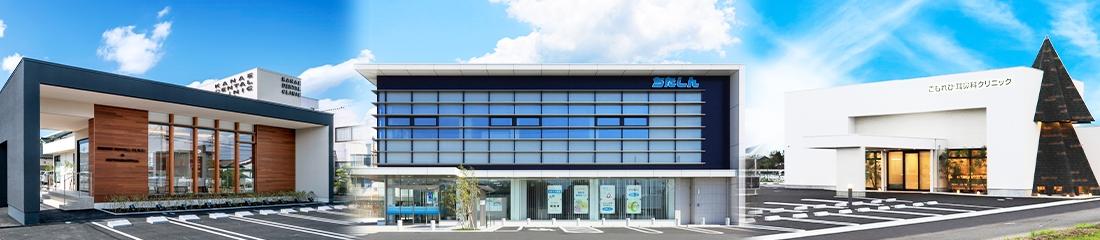 マンション、ホテル、病院、工場社屋、商業ビルや諸官庁の公共施設など、最新の技術で品質の良い建物を企画から設計、管理、施工をトータルでご対応いたします。 写真